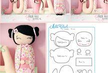 Muñecas del kokeshi