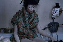 Concept - Marionette Shoot