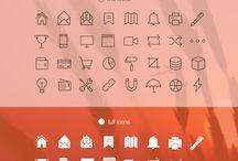 Iconos / Diseño iconos icon