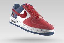 #djfinger NikeID Custom Sneaker Projects