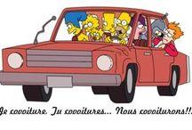 vehicules cartoon