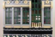 LEGO Music store