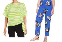 June 2016 - Plvsh Stylist Picks / Our personal stylists share their favorite plus-size pins.