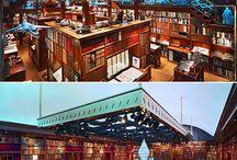 Schönsten Bibliotheken der Welt / Bilder der schönsten Bibliotheken aus der ganzen Welt!