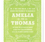 C & A Wedding Ideas / by Rebecca Burick
