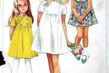 Little girls patterns