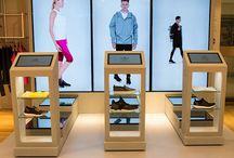 Interactive showcase