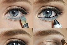 Make-up How-to's / by Rachel Rox