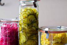 FOOD : Pickles, Preserves & Jams