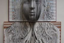 Book Art / by Mary Clements