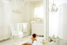 Nursery Ideas / by Crystal O'Morrow