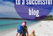 Blogging Tips / Top blogging tips on how to increase traffic, gain followers and work with brands.