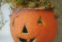 halloween ideas / by Beverly Myers Roles