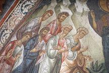 Visoki Dečani Frescoes