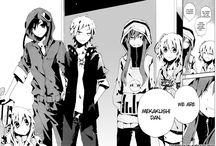 ♥ Manga and Anime ♥ / by Princess Monkey Bear