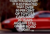 Did You Know? Car Facts / A round-up of interesting car facts to impress your friends with down the pub, your workmates in the office or across the dinner table at home. Delivered daily every lunch time.