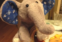 Harold the Elephant / Like Harold the Elephant on Facebook: https://www.facebook.com/pages/Harold-the-Elephant/140107899421671 Mission statement coming soon / by Christine