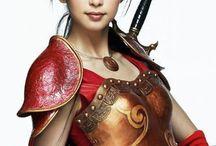 Women Warriors / by Erly Miranda