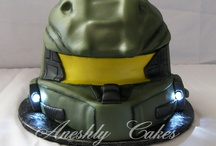 Aneshly Cakes 3D cakes