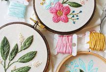 Embroidery/Vyšívanie
