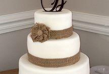 burlap wedding