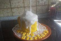 Motivtorten und Kuchen  / Ein paar meiner Versuche
