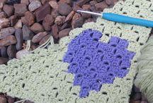 C2C Crochet Virkkaus