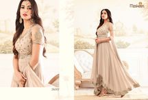 2607 Maisha Addiction vol 11 Colors Fancy Fabric Salwar Kameez
