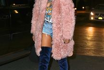 rihanna fashion icon
