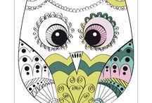 Ausmalbilder Coloringpage / Ausmalbilder. Ausmalbilder für Erwachsene. Ausmalbilder für Kinder. Coloring for Kids. Coloring for Adults.