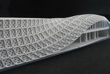 3D Architectural Print / by Siem-yi - Infografía - 3D