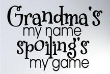 Grandma's World / by Kathy Field Lewis