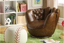 CB room ideas / by Amy Buttar
