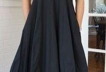 платья-Бохо