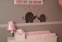 Nursery Ideas (for the future) / by Barb Ross