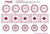 Canada Day / by Daisy Ward