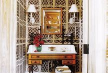 powder rooms / by Sherry Norman