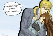 Jareth/Sarah William (Labyrinth)