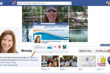 Facebook Marketing Tips / Pins that will help you to use Facebook successfully for your business
