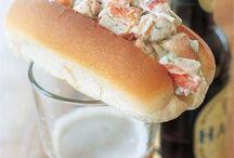 Lobster Rolls / Lobster roll recipes