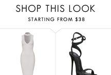 Dresses / Wedding and evening dresses