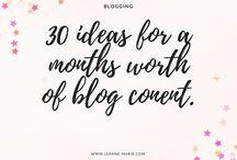 Blogging - Useful Resources.