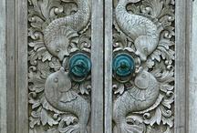 двери, замки