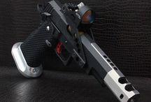 Airsoft race guns