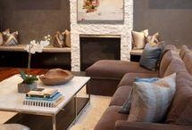 Fireplace / by Liz Chun