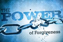 Forgiveness / For if you forgive men their trespasses, your heavenly Father will also forgive you. But if you do not forgive men their trespasses, neither will your Father forgive your trespasses. Matthew 6:14-15