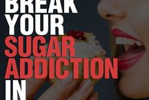 ADDICTIONS   : SUGAR - WHEAT & OTHER JUNK