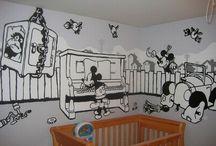 Nursery/Bedroom Ideas / by Shelby Filek