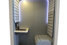 Acoustic Room Phone Booth