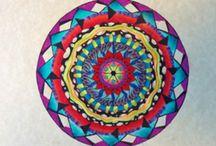 Mandalas...I'm hooked!